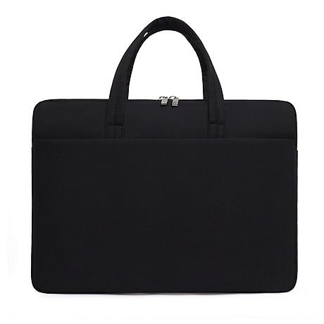Túi đựng Laptop, túi xách Macbook dành cho công sở, văn phòng, chống nước, đựng vừa laptop 15,6 inch, nhiều ngăn 1