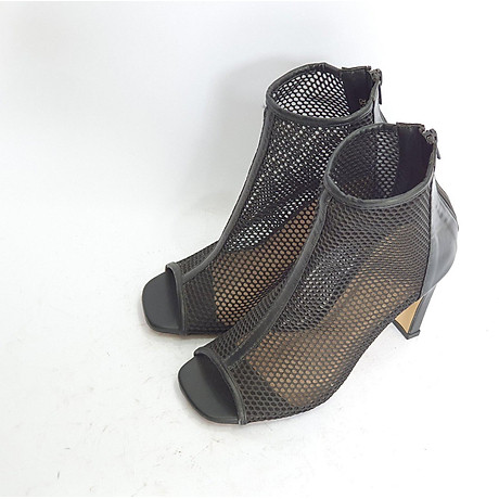 Giày boots nữ NY044 1