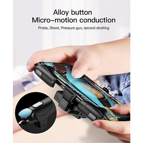 Nut game PUBG nút bấm hỗ trợ chơi game gamer Auto tap 16-30 nhịp độ nhạy cao dễ cài đặt nhỏ gọn 2