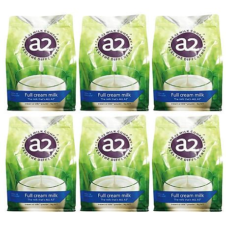 Sữa Bột Nguyên Kem A2 Giàu Canxi Hỗ Trợ Tăng Cường Sức Khỏe Cho Cả Gia Đình của Úc 1kg 1