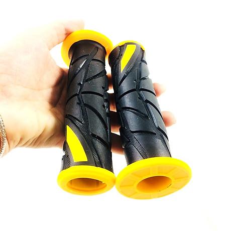 Bộ bao tay Spider Gel dành cho xe máy ( màu vàng ) 5