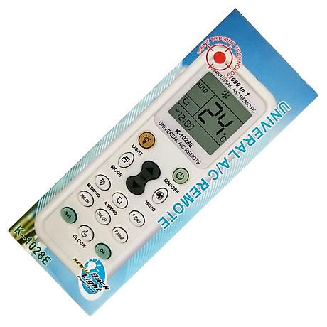 Điều khiển điều hòa đa năng 1000 in 1 Cho các loại điều hòa 2