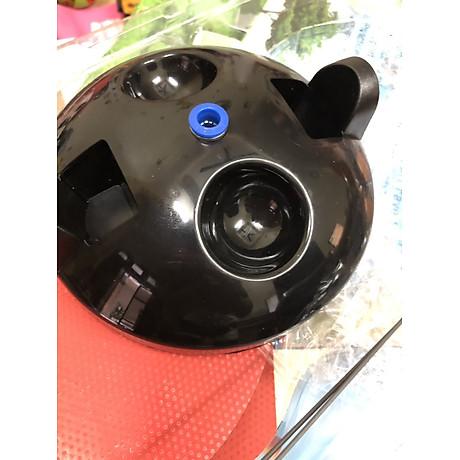 Bóng bàn phản xạ lắc lư cao cấp, không lo văng bóng hay lật đế - tặng kèm 1 dây đàn hồi carbon 69cm 6