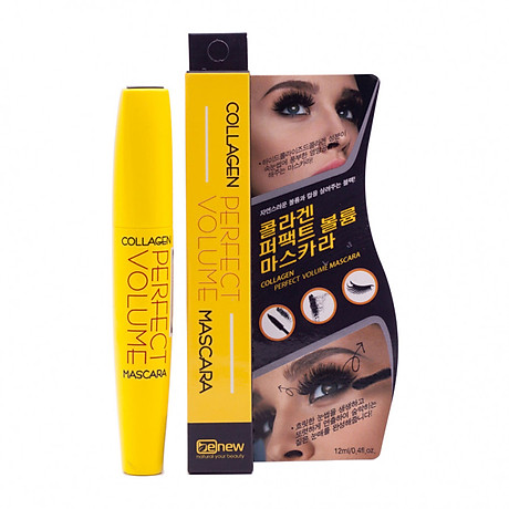 Mascara dưỡng và làm dài mi Hàn Quốc cao cấp Benew Collagen Perfect Volume Hàng chính hãng 1