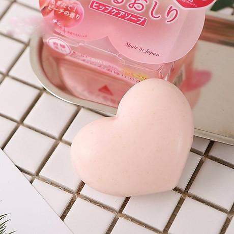 Xà Phòng cải thiện thâm và làm sáng vùng da Mông Pelican Hip Care Soap Nhật Bản 3