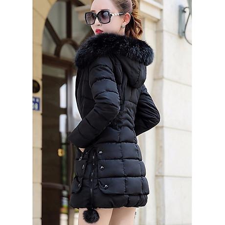 Áo khoác phao cao cấp cực ấm BY4380 1