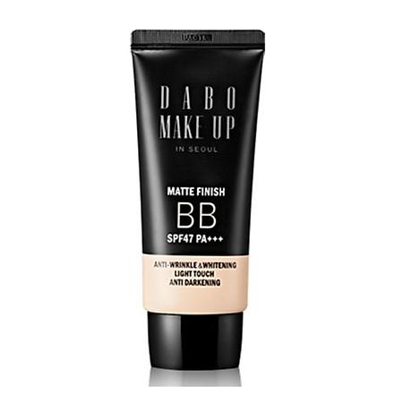 Kem trang điểm cao cấp 5in1 Dabo Make Up Matter BB Finish SPF47 PA+++ Hàng chính hãng 2