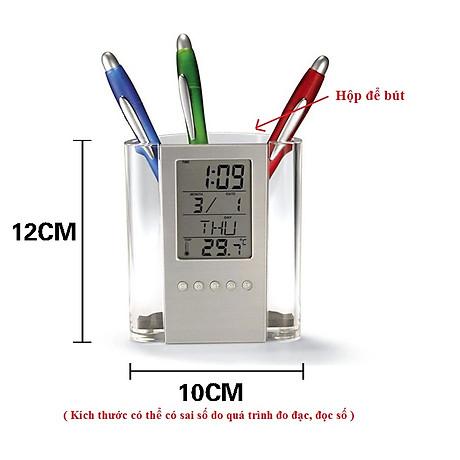 Đồng hồ để bàn đa năng v2 4