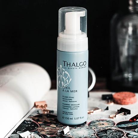 Sữa rửa mặt Thalgo Foaming Micellar Cleansing Lotion 150ml 3