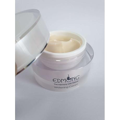 Kem dưỡng trắng da Edmong Whitening Cream 50ml 3