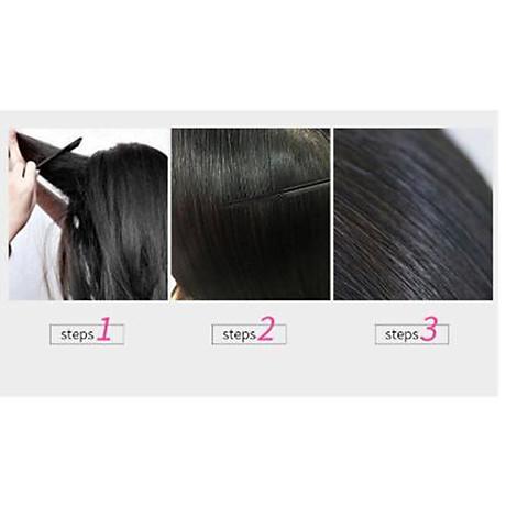 lược nhỏ chải sợi tóc con xơ rối, vào nếp tóc 2
