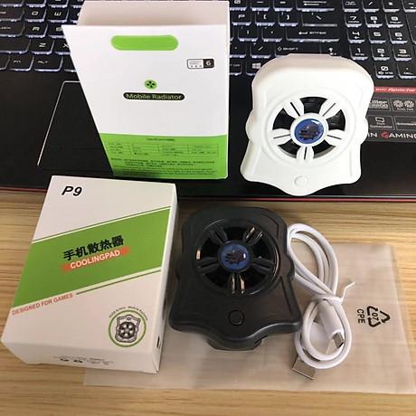 Bộ tản nhiệt điện thoại P9 cao cấp ( Tản nhiệt nhanh ) 3