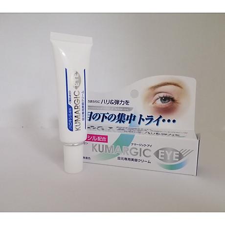 Combo 2 tuýp kem KUMARGIC EYE ngăn ngừa và giảm thâm quầng mắt hàng Nhật Nội Địa 2