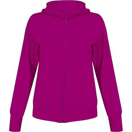 Áo khoác nữ thoát nhiệt Nhật Bản GOKING, áo chống nắng 100% cotton thoáng mát, thấm hút mồ hôi 1