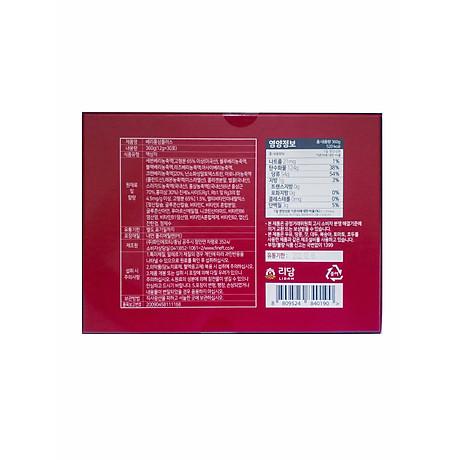 Nước Hồng Sâm Quả Mọng Cung Cấp Collagen Và Vitamin Berry Red Ginseng Plus 360g (12g x 30 gói) Hàng Nhập Khẩu Cao Cấp 8
