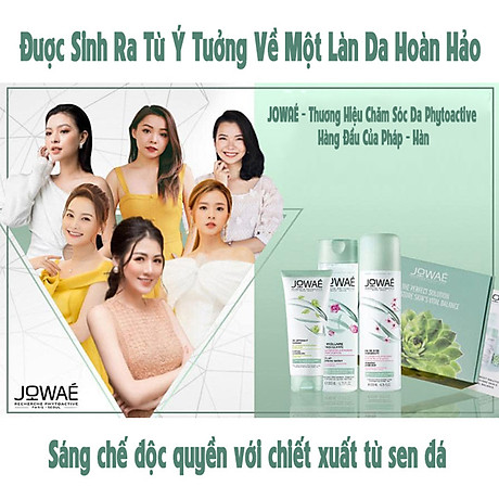 Dầu khô nuôi dưỡng da và tóc Jowae Hàng chính hãng từ Pháp Nourishing Dry Oil 100ml 4