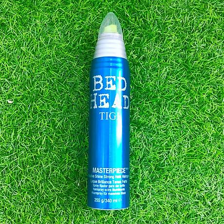 Keo xịt bóng tóc TIGI Bed Head Masterpiece shine hairspray giữ nếp cứng vừa Mỹ (300ml) 4