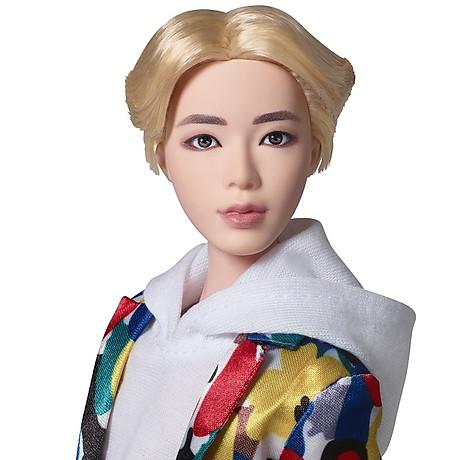 Búp Bê Thần Tượng BTS - Jin - Barbie GKC88 GKC86 2