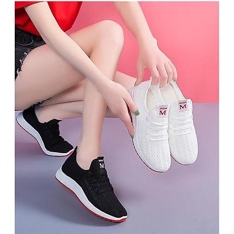 Giày vải nữ thoáng khí kiểu dáng thời trang cho nữ - SB97 5