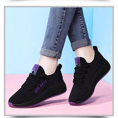 Giày thể thao thoáng khí siêu đẹp cho nữ - SB77 4