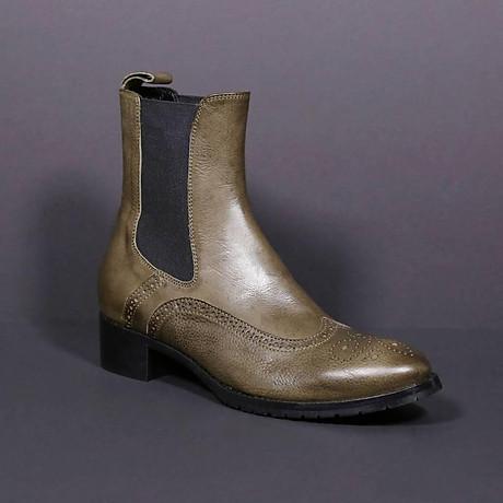 Giày chelsea boot VH48 bò 1