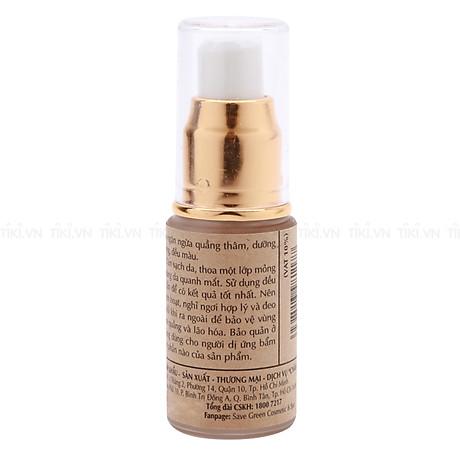 Kem Dưỡng Da Vùng Mắt, Ngăn Ngừa Thâm Quầng, Chống Lão Hóa Cosmetic & Spa Magic Eye Cream(20g) 3