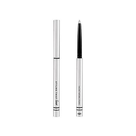 Chì Vặn Kẻ Mắt Dạng Sáp Vacosi Natural Studio Styling Twist Liner (Silver) 5