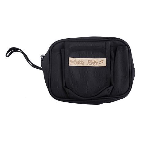 Túi Đựng Kèm Theo Địu Em Bé Hàn Quốc SINBII DL-BLACK (Đen) 2