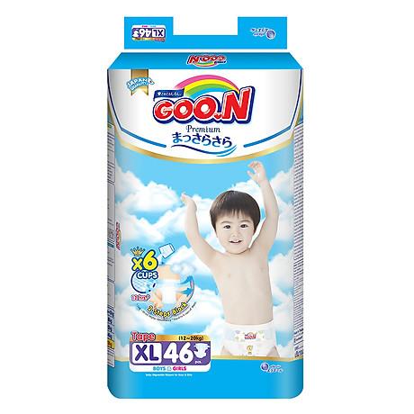 Tã Dán Goo.n Premium Gói Cực Đại XL46 (46 Miếng) 1