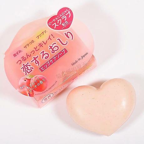 Xà Phòng cải thiện thâm và làm sáng vùng da Mông Pelican Hip Care Soap Nhật Bản 2