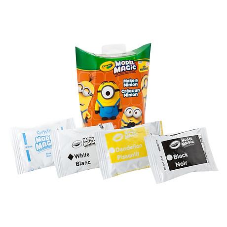 Đất nặn tạo hình Minions Crayola 5745190000 1