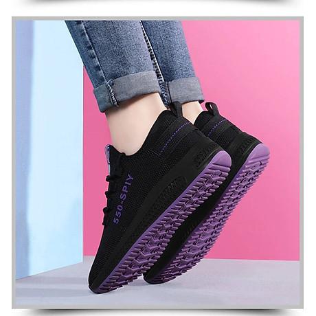 Giày thể thao thoáng khí siêu đẹp cho nữ - SB77 5