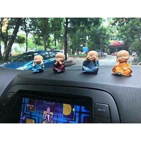 Bộ 4 Tượng Phong Thủy - br00595 3