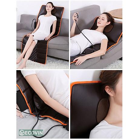 Nệm Massage ,Đệm massage Toàn Thân.Giúp Giảm Căng Thẳng Mệt Mỏi Trên Khắp Cơ Thể 8