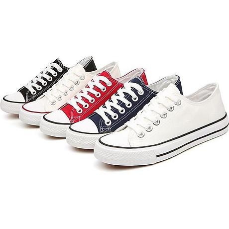 Giày Vải Thời Trang Sneaker Nam Nữ Thể Thao Thấp Cổ CV9 1