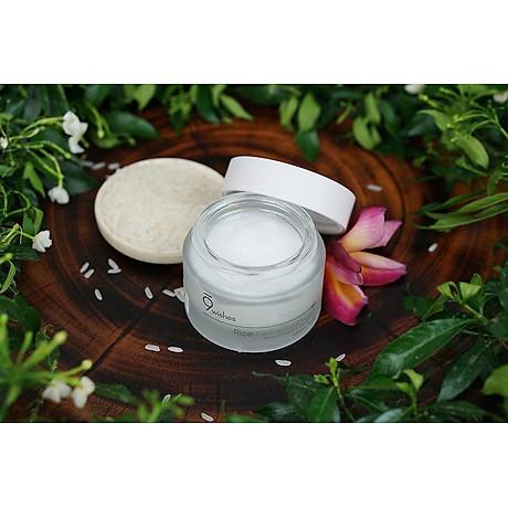 Combo Serum Và Kem Dưỡng Trắng Da Từ Gạo 9 Wishes (Rice 72% White Lucent Serum 50ml + Rice Radiance Cream 50ml) + tặng 1 băng đô tai mèo xinh xắn (màu ngẫu nhiên) 4