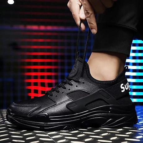 Giày Sneaker Nam Thể Thao Đế Cao Phong Cách trẻ trung 1