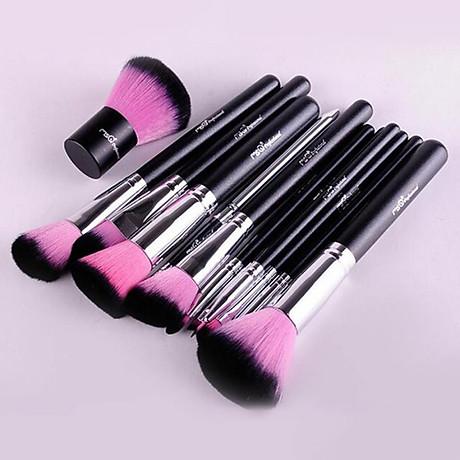 Bộ cọ trang điểm MSQ màu hồng 12 cây MSQ New Arrival 12Pcs Make up Brush (pink) 2