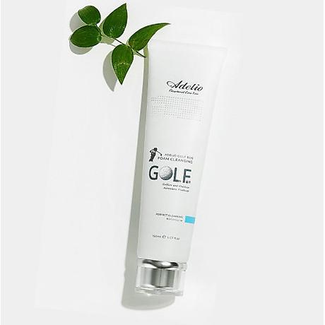 (ADELIO)Sữa rửa mặt kiêm tẩy trang, làm dịu nhẹ da, dưỡng ẩm, sạch da GOLF BOS ADELIO 1