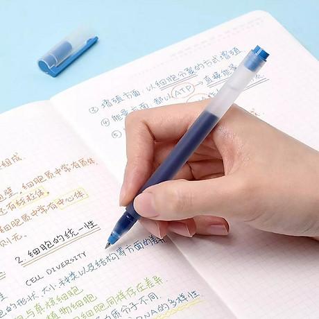Bút viết Xiaomi 0,5mm gel bút đồ dùng học tập văn phòng phẩm 5 cái bút viết màu 2