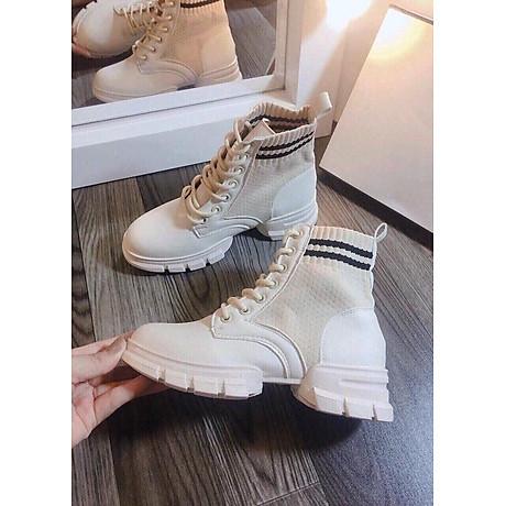Giày Boots Nữ Thời Trang T1 2