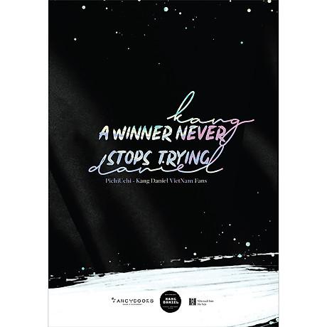 Kang Daniel A Winner Never Stops Trying (Tặng Kèm 1 Photostrip + 2 Postcard + 1 Poster) 3