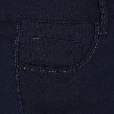 Quần short jean nữ Hàn Quốc Orange Factory EQP9L447 2
