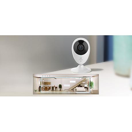 Camera IP Wifi Ezviz CS-CV206 ( C2C 1M ) - đàm thoại 2 chiều - hàng nhập khẩu 4