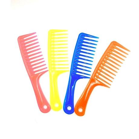Lược thưa chải tóc xoăn - Giao hàng màu ngẫu nhiên 4