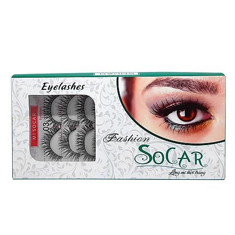 Lông mi giả Socar Eyelashes Fashion 1