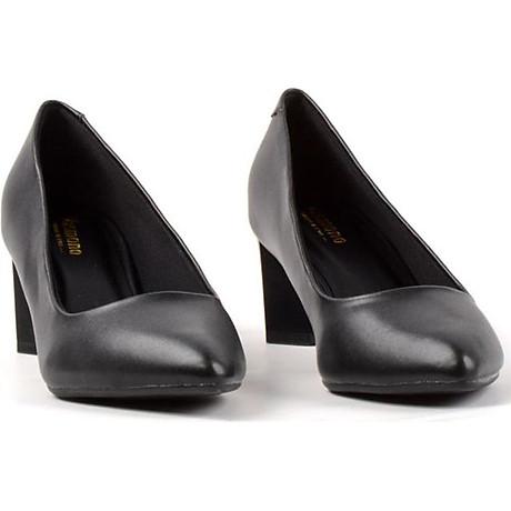 Giày Công Sở Cao Gót Nữ Vasmono Mũi Nhọn V015080 4