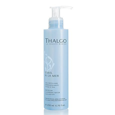 Nước tẩy trang cho da khô, nhạy cảm Thalgo Micellar Cleansing Water (200ml) 1
