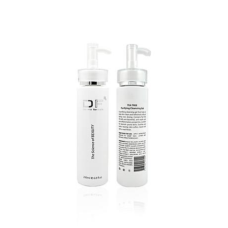 Derma Formula Tea Tree Purifying Cleansing Gel 2