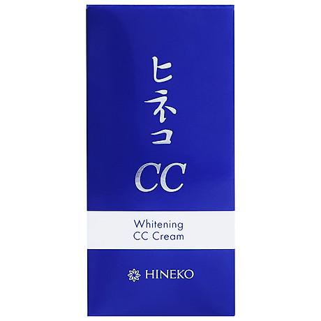 Kem Che Khuyết Điểm Hineko Whitening CC Cream (30g) 2